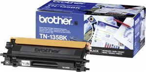 Brother TN-135BK Toner Schwarz (Article no. 90236578) - Picture #1