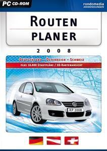 Routenplaner D/A/CH 2008 (Article no. 90242787) - Picture #1