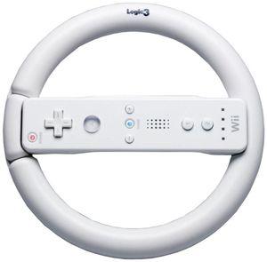 Logic3 Wii Sports Wheel Lenkrad-Aufnahme für Wii-Fernbedienung, (Article no. 90247589) - Picture #2