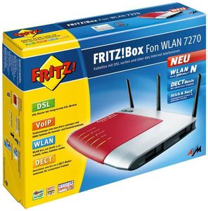 AVM FRITZ!Box 7270 V2 (Article no. 90248564) - Picture #5