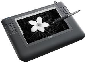 WACOM Cintiq 12WX LCD-Tablett USB 1280x800, 24bit, 170 Grad Blickwinkel, (Article no. 90250025) - Picture #1