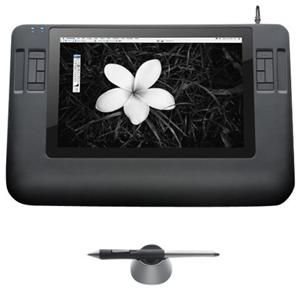 WACOM Cintiq 12WX LCD-Tablett USB 1280x800, 24bit, 170 Grad Blickwinkel, (Article no. 90250025) - Picture #5