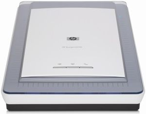 HP ScanJet G2710 A4 USB-Scanner (Article no. 90250029) - Picture #1