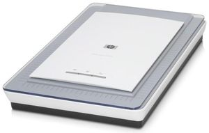 HP ScanJet G2710 A4 USB-Scanner (item no. 90250029) - Picture #3