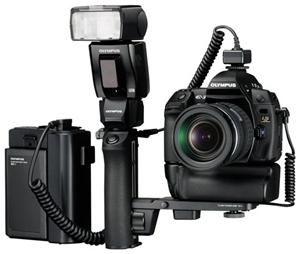 Olympus FL-36 R kabelloser Blitz für digitale SLR-Kameras (Article no. 90251421) - Picture #1