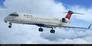 FSX AddOn: Digital Aviation CRJ (Article no. 90252605) - Picture #3