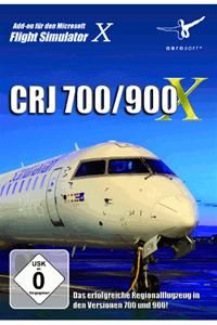 FSX AddOn: Digital Aviation CRJ (Article no. 90252605) - Picture #1
