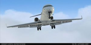 FSX AddOn: Digital Aviation CRJ (Article no. 90252605) - Picture #4