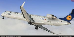 FSX AddOn: Digital Aviation CRJ (Article no. 90252605) - Picture #5
