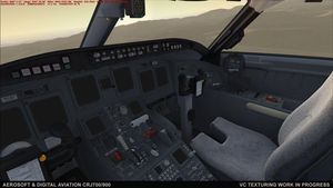 FSX AddOn: Digital Aviation CRJ (Article no. 90252605) - Picture #2