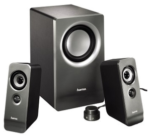 Hama 2.1-Subwoofer-System Q 1000 (Article no. 90254321) - Picture #1