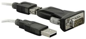 DeLOCK USB2.0 Seriell 9 Stecker (item no. 90256628) - Picture #1