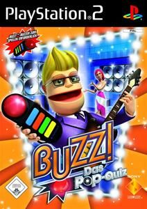 Buzz! Das Pop Quiz + 4 Buzzer (Article no. 90259781) - Picture #1