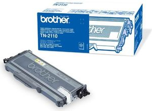 Brother TN-2110 Toner Schwarz (Article no. 90260025) - Picture #2