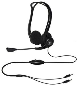 Logitech Dialog 860 Stereo Headset (Article no. 90262785) - Picture #1