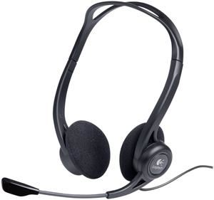 Logitech Dialog 860 Stereo Headset (Article no. 90262785) - Picture #4