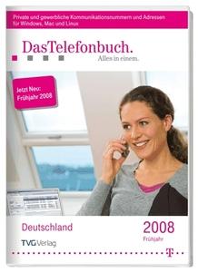 Telefonbuch:Deutschland Frühjahr 08 Das Telefonbuch Deutschland: Frühjahr 20 (Article no. 90263661) - Picture #1