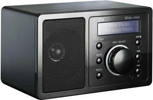 dnt IPdio Mini Internetradio schwarz (Article no. 90263949) - Picture #1