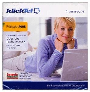 KlickTel Inverssuche Frühjahr 2008 (Article no. 90264318) - Picture #1
