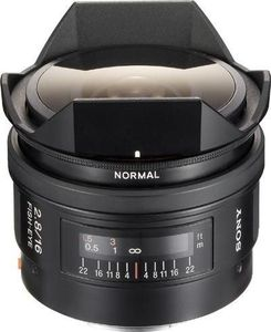 Sony 16/2.8 Fisheye SAL-16F28 (Article no. 90264471) - Picture #2