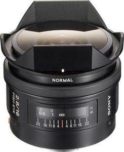Sony 16/2.8 Fisheye SAL-16F28 (Article no. 90264471) - Picture #2