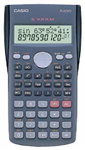 Casio FX-82 MS Taschenrechner (Article no. 90270193) - Picture #2