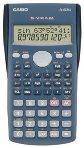 Casio FX-82 MS Taschenrechner (Article no. 90270193) - Picture #1