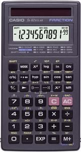 Casio FX-82 Solar Taschenrechner (item no. 90270194) - Picture #1
