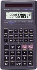 Casio FX-82 Solar Taschenrechner (Article no. 90270194) - Picture #1