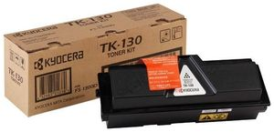 Kyocera TK-130 Toner Kit Schwarz (Article no. 90273064) - Picture #2