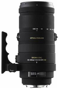 Sigma 120-400/4.5-5.6 DG OS APO HSM S/AF (Article no. 90274403) - Picture #1