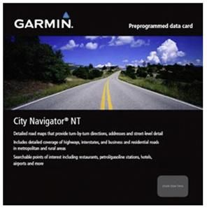 Garmin City Navigator NT UK & Irland (Article no. 90275077) - Picture #1