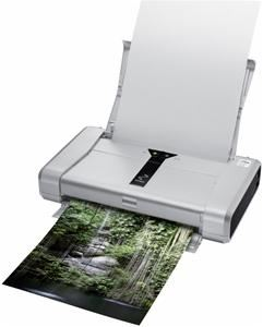 Canon PIXMA iP100 inkl. Akku (Article no. 90275155) - Picture #1