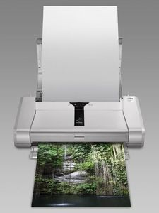 Canon PIXMA iP100 inkl. Akku (Article no. 90275155) - Picture #2
