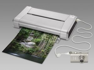 Canon PIXMA iP100 inkl. Akku (Article no. 90275155) - Picture #3