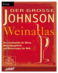 Große Johnson Weinatlas 2009, Der (Article no. 90276175) - Picture #1