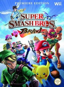 Super Smash Bros. Brawl -offizielle Lösungsbuch (Article no. 90277013) - Picture #1