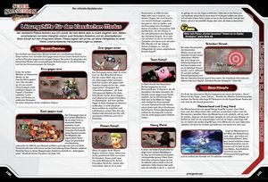 Super Smash Bros. Brawl -offizielle Lösungsbuch (Article no. 90277013) - Picture #5