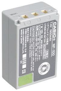 Casio NP-100 DCA Akku (Article no. 90277110) - Picture #1
