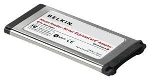 Belkin ExpressCard Card-Reader (Art.-Nr. 90278336) - Bild #2