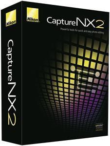 Nikon Capture NX 2 (Article no. 90281378) - Picture #2