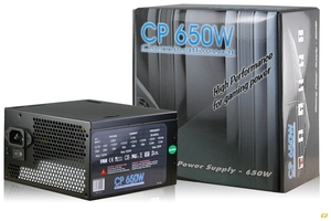Inter-Tech CP-650W CombatPower (Article no. 90281388) - Picture #1