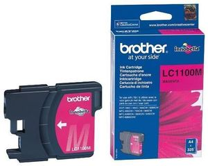 Brother LC-1100M Tinte Magenta (Article no. 90289726) - Picture #3
