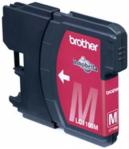 Brother LC-1100M Tinte Magenta (Article no. 90289726) - Picture #2