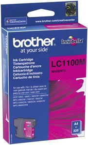 Brother LC-1100M Tinte Magenta (Article no. 90289726) - Picture #1