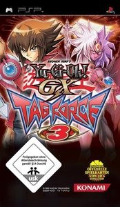 Yu-Gi-Oh! GX Tag Force 3 (item no. 90289934) - Picture #1