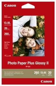 Canon PP-201 Fotoglanzpapier Plus II (Article no. 90290063) - Picture #2
