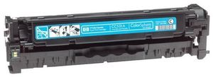 HP CC531A Toner Cyan ColorSphere (item no. 90291138) - Picture #4