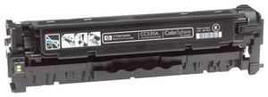 HP CC530A Toner Schwarz ColorSphere (Article no. 90291139) - Picture #4