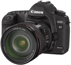 Canon EOS 5D Mark II 24-105mm Kit (item no. 90292845) - Picture #2